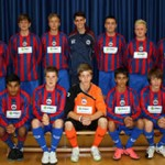 Zumbafresh are proud sponsors of Southdown athletic U16s